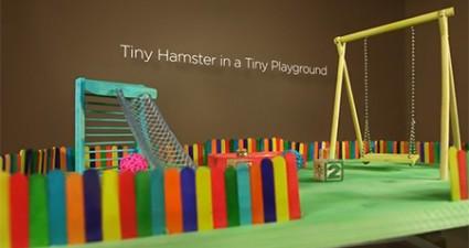 Playground de Hamster